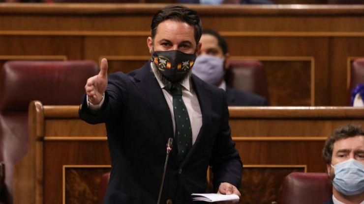 Abascal: 'El Gobierno antepone su agenda ideológica a los verdaderos intereses de los españoles'