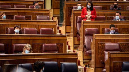 Arrimadas a Celaá: 'Necesitamos una estrategia nacional de vuelta al cole, no diecisiete'