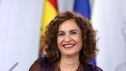 María Jesús Montero anuncia que 'la regla de gasto se suspende para 2020'