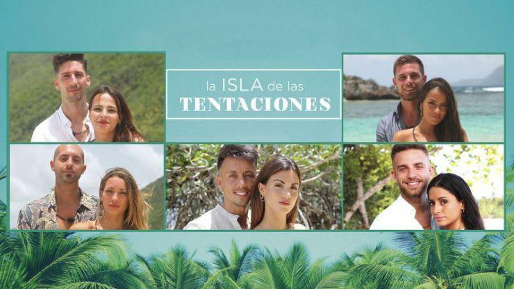 'La isla de las tentaciones 2' desvela quiénes son las cinco parejas protagonistas