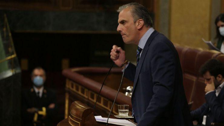 Vox acusa al PP de sustentar su crecimiento político