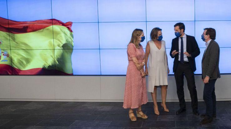 El PP 'confía' en Rajoy pese a las sospechas sobre el 'caso Kitchen'