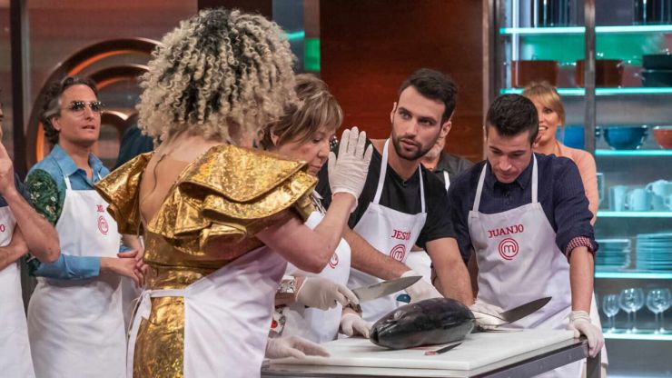 'MasterChef Celebrity' regresa superando a 'Mujer'