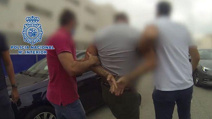 Detenido en Murcia tras dos décadas historial delictivo