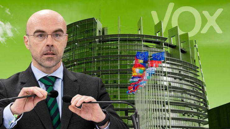 Vox advierte sobre el fondo de reconstrucción europeo: