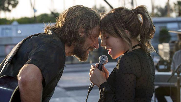 'Ha nacido una estrella': Bradley Cooper y Lady Gaga lideran en su estreno en abierto en España