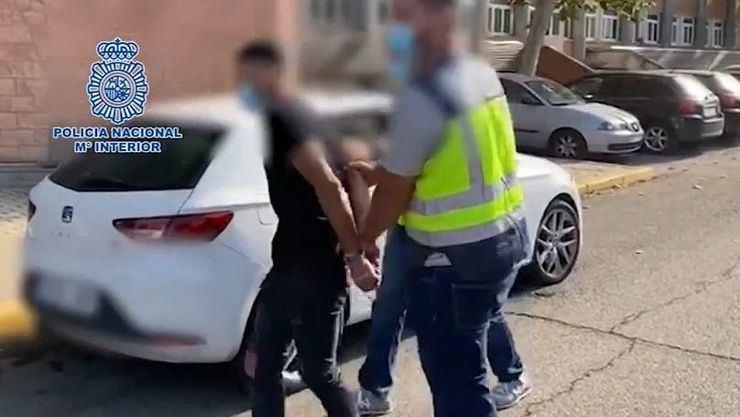 Detenido en Madrid un fugitivo tras cometer un doble homicidio en Caracas