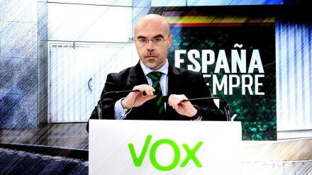 Vox al Gobierno: 'Son cómplices del tráfico ilegal de inmigrantes en el Mediterráneo'