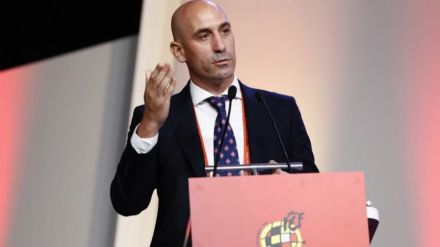 Así fue reelegido Luis Rubiales presidente de la RFEF
