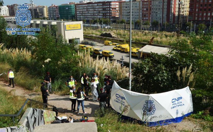 La Policía confirma que los restos hallados en Santander son los de la joven desaparecida en agosto