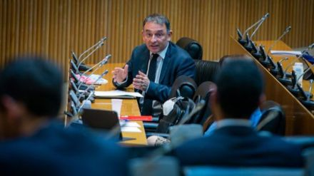 Santiago y su iniciativa sobre Memoria que 'retratará' los planes de la derecha