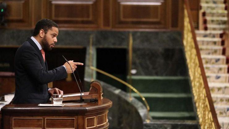 Ignacio Garriga defenderá la moción de censura contra el Gobierno