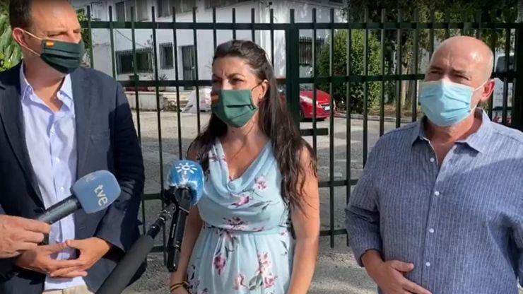 Olona: 'Es una moción que pretende devolver la voz al pueblo español'