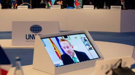 España acogerá la próxima reunión del Consejo Ejecutivo de la Organización Mundial del Turismo