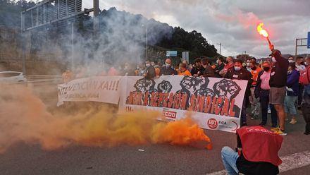 Gobierno y Xunta acusan a Alcoa que de ser la única responsable del fracaso en las negociaciones