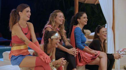 'La isla de las tentaciones' lo más visto del fin de semana