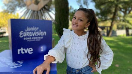 Soleá presenta su canción para Eurovisión Junior 2020