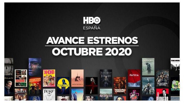 HBO: Todos los estrenos que llegan en octubre