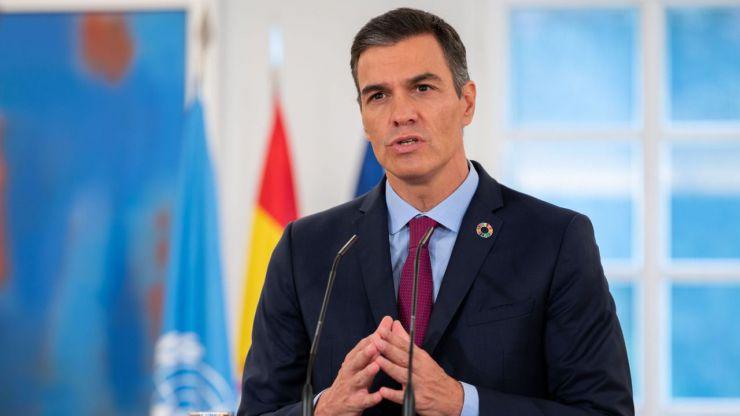 Sánchez se dirige a los líderes mundiales: 'Está en nuestras manos que nadie quede atrás en esta crisis'