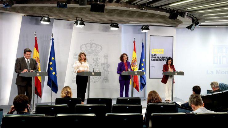 Consejo de Ministros: Novedades sobre los ERTE, ayudas a autónomos, desahucios, hipotecas, alquileres y más