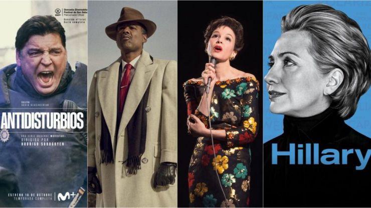 Movistar+: Todos los estrenos que llegan en octubre