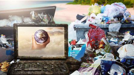 La tercera parte de todos los alimentos se desperdicia y sí, afecta a las emisiones de gases de efecto invernadero