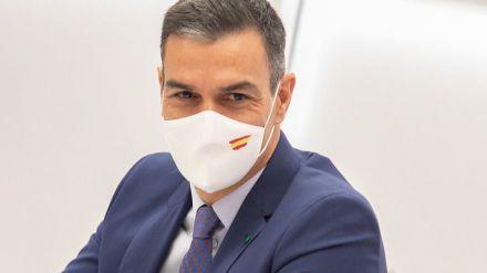 Sánchez: 'Soy un político feminista y mi compromiso en este ámbito es absoluto'
