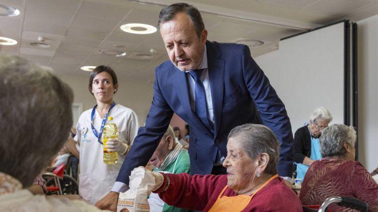 El consejero madrileño Alberto Reyero dimite apelando a la