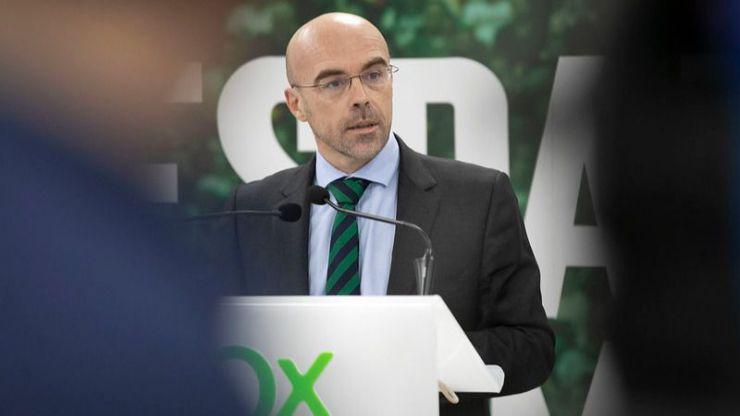 Vox critica que el PP haya recurrido a