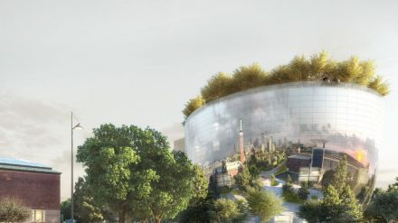 Rotterdam suma un nuevo icono arquitectónico gracias a MVRDV
