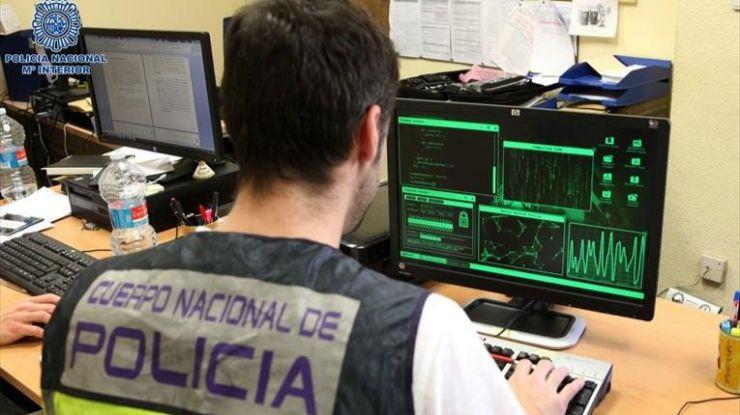 12 detenciones y una web desmantelada por vender material de abuso sexual infantil