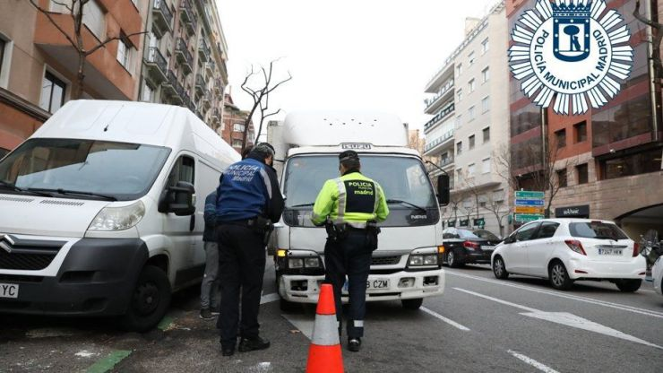 El TSJM anula el cierre de Madrid