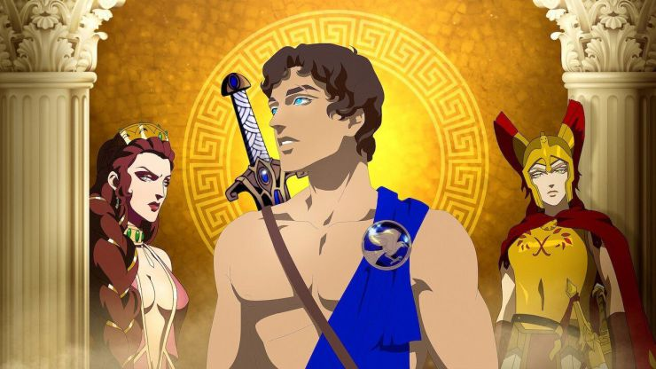 Netflix persigue repetir el éxito de 'Castlevania' con 'Sangre de Zeus'