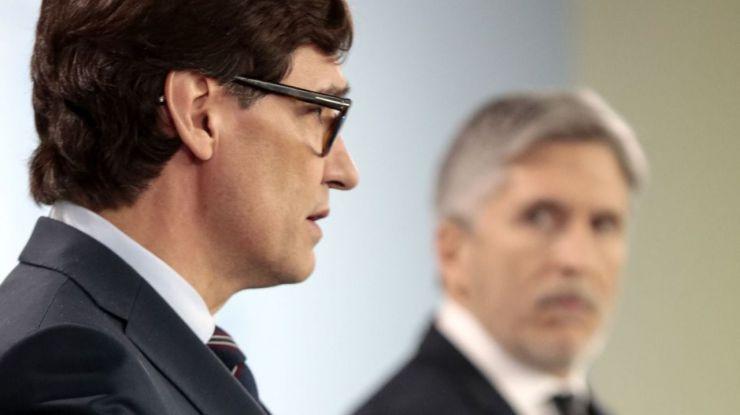 Al ministro de Sanidad se le agota la paciencia: 'Hoy, la presidenta de Madrid ha decidido no hacer nada'