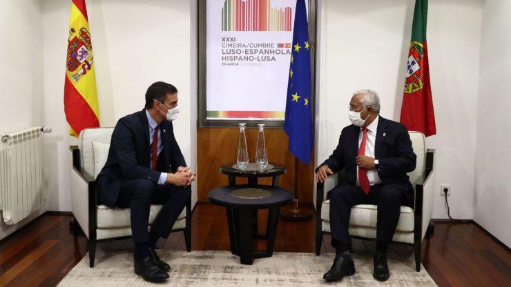España y Portugal unen fuerzas al destinar parte de los fondos europeos a proyectos comunes