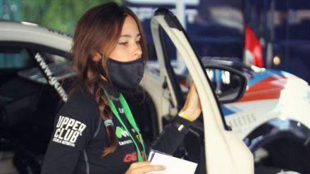 Luto en el automovilismo español por el fallecimiento de la copiloto Laura Salvo