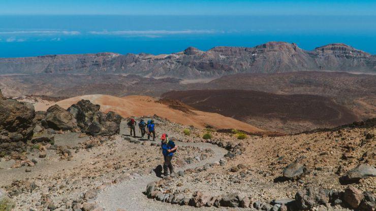 Ruta 040 en Tenerife: 'Donde el cielo se une con el mar'
