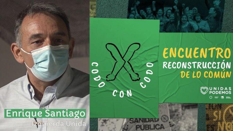Santiago alerta sobre los 'oportunistas' con 'doctrinas de shock' en la presentación de 'Codo con codo'