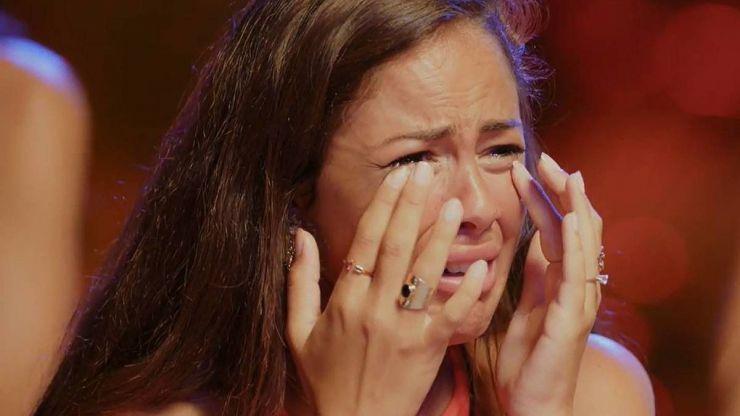 Melyssa vive su hoguera más dura en 'La isla de las tentaciones': 'Déjame irme, por favor te lo pido'