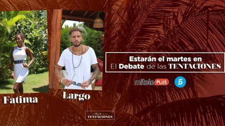'La Isla de las Tentaciones' marca nuevo récord como la emisión de entretenimiento más vista en el puente