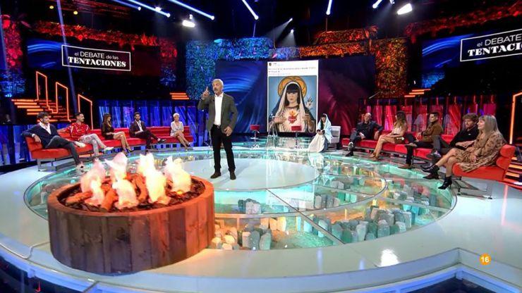 'MasterChef' provoca un terremoto con su ausencia: 'El debate de las tentaciones' (17,8%) anota récord frente a 'Mujer' (17,1%)