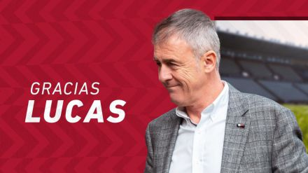 Lucas Alcaraz no dirigirá más al Albacete BP