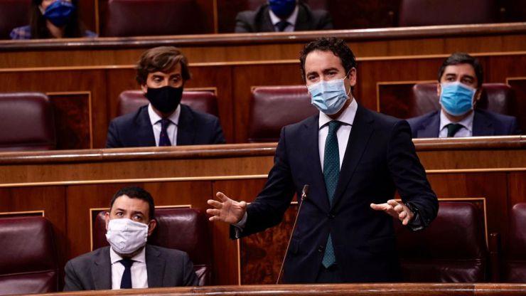 Egea a Calvo: