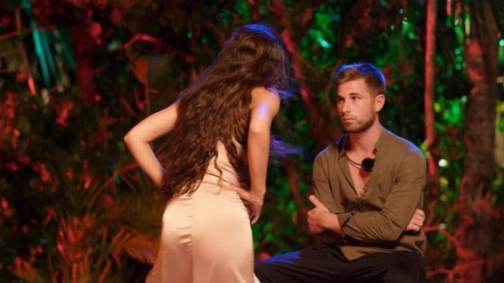 'La isla de las tentaciones 2' consigue nuevo récord con la hoguera más esperada