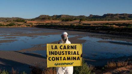 La ganadería española la tercera más contaminante de Europa 'y no la cuarta como dice el Gobierno'