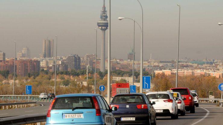Las ciudades europeas se enfrentan a más contaminación que antes de la pandemia