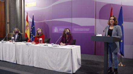 Victoria Rosell: 'Si no queremos una España vaciada, llenémosla de servicios públicos y de derechos'