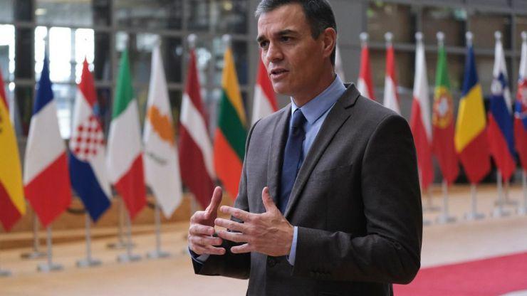 Sánchez reclama que la Unión Europea