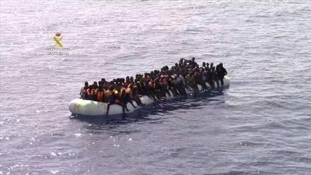 Rescatados 1.258 inmigrantes en las costas de Libia