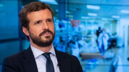 Casado a Sánchez: 'No todo vale para poner a las instituciones a su servicio'